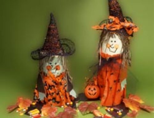 Halloween Decorations Provide Seasonal Fun