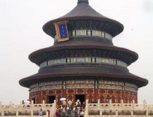 Beijing – Temple of Heaven